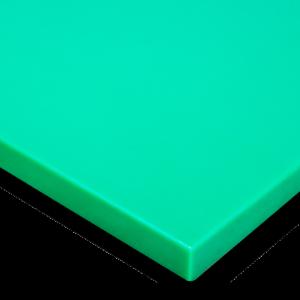 Duratron T4301 PAI plástico técnico verde