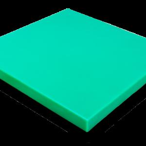 Ertalon LFX PA6 plástico técnico verde
